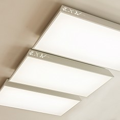 소룩스 LED 거실등_나무 (직부)