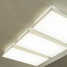 소룩스 LED 거실등_윈드 (직부)