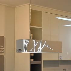 소룩스 LED 식탁등_나무 (램프별도)