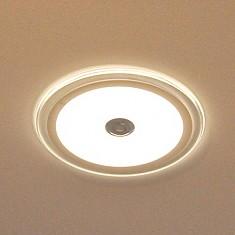 소룩스 LED 현관등_D센서 원형 (매입)