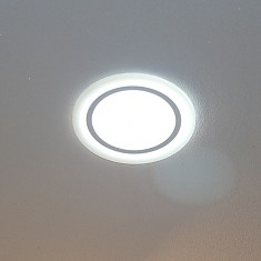 소룩스 LED 복도등_스무디 8W (매입)